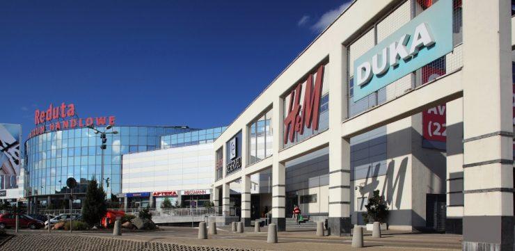 Торговый центр Atrium Reduta в Варшаве