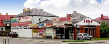 Строительный магазин Remont Styl в Белостоке