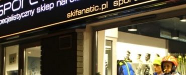 Спортивный магазин Ski Fanatic в Варшаве