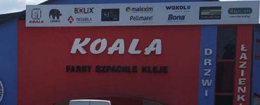 Строительный магазин Koala в Бяла-Подляске