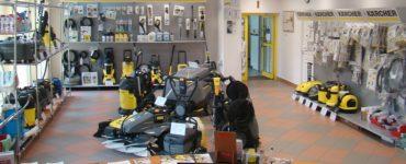 Магазин бытовой техники Anza в Люблине