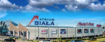Торговый центр Atrium Biala в Белостоке