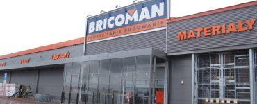 Строительный магазин Bricoman в Бяла-Подляске
