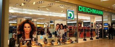 Магазин обуви Deichmann в Люблине
