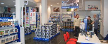 Строительный магазин Galabuda в Тересполе