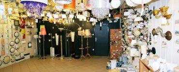 Магазин освещения Eltech в Бяла-Подляске