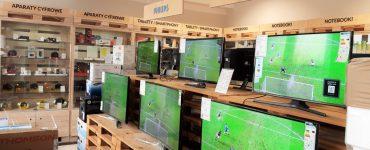Магазин бытовой техники JB Multimedia в Тересполе
