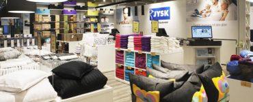 Мебельный магазин Jysk в Бяла-Подляске