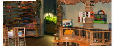 Зоомагазин Kameleon в Белостоке