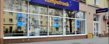 Komputronik в Ольштыне - магазин компьютерной техники