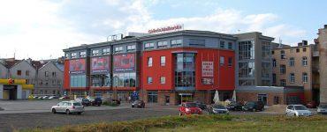 Торговый центр Galeria Malborska в Мальборке