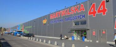 Рынок Marywilska 44 в Варшаве