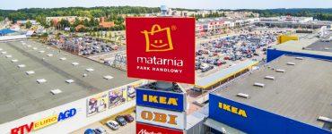 Торговый центр Park Handlowy Matarnia в Гданьске