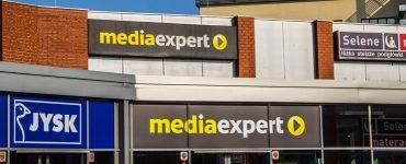 Магазин бытовой техники Media Expert в Эльблонге