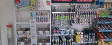 Строительный магазин MixBud в Бяла-Подляске