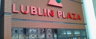 Торговый центр PLAZA в Люблине