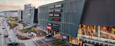 Торговый центр Riviera в Гдыне