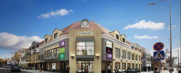 Торговый центр Rywal в Бяла-Подляске