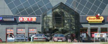 Торговый центр SAS в Бяла-Подляске