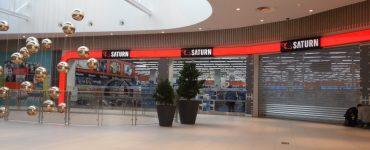 Магазин бытовой техники Saturn в Гдыне