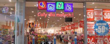 Детский магазин Smyk в Гдыне