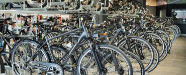 Магазин велосипедов Sprint в Белостоке