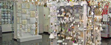 Магазин светильников Lamart в Белостоке