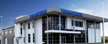 Строительный магазин Termitech в Белостоке