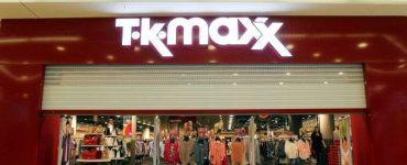 Магазин одежды TK Maxx в Люблине