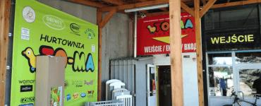 Детский магазин TO-MA в Белостоке