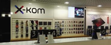 X-kom - магазин компьютерной техники в Белостоке