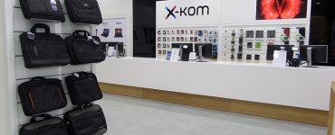 Магазин бытовой техники x-kom в Люблине
