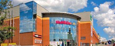 Торговый центр Zielone Tarasy в Эльблонге