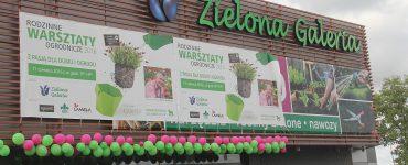 Магазин Zielona Galeria в Бяла-Подляске