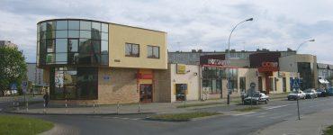 Торговый дом Tomasz в Замостье