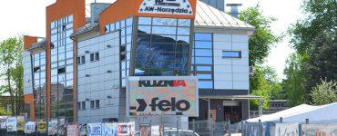 Магазин электроинструментов AW-Narzedzia в Белостоке