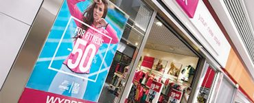 Магазин одежды Butik в Люблине