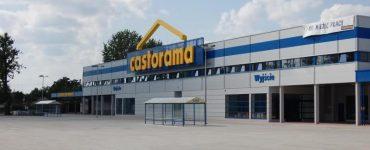 Строительный магазин Castorama в Перемышле
