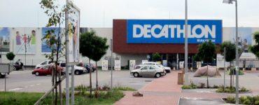 Спортивный магазин Decathlon в Белостоке