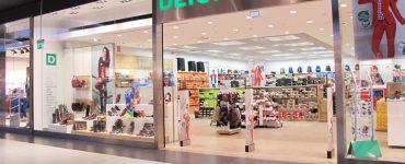 Обувной магазин Deichmann в Бяла-Подляске