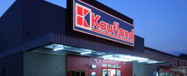 Супермаркет Kaufland в Кракове
