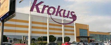 Торговый центр Krokus в Кракове