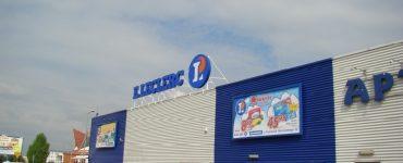 Супермаркет E.Leclerc в Замостье