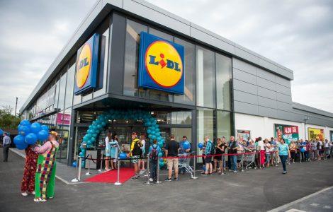 Супермаркет LIDL в Кракове