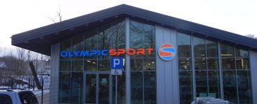 Спортивный магазин Olympic Sport в Белостоке