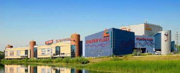 Торговый центр Plaza в Кракове
