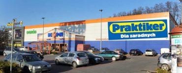 Строительный магазин Praktiker в Кракове