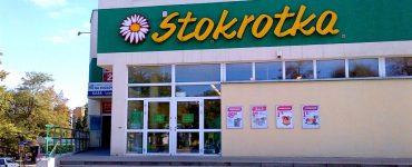Супермаркет Stokrotka в Кракове