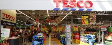 Супермаркет Tesco в Перемышле