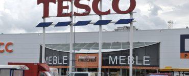 Супермаркет Tesco в Кракове